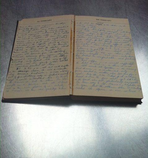 Naomi's diary