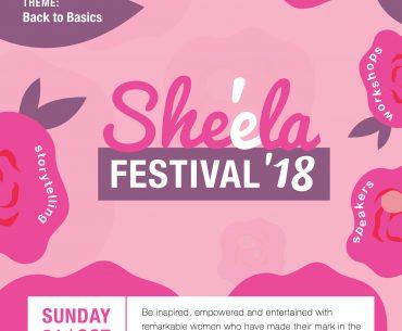 She'ela Festival Poster