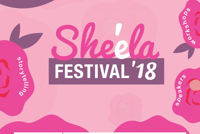 The She'ela Festival: Connection, Collaboration and Being Welcomed