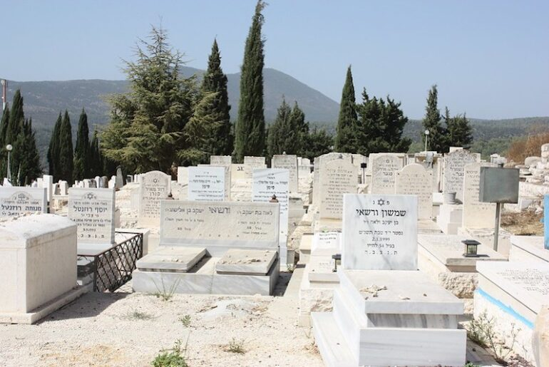 Couple Denied the Purchase of Burial Plots due to Ancient Custom